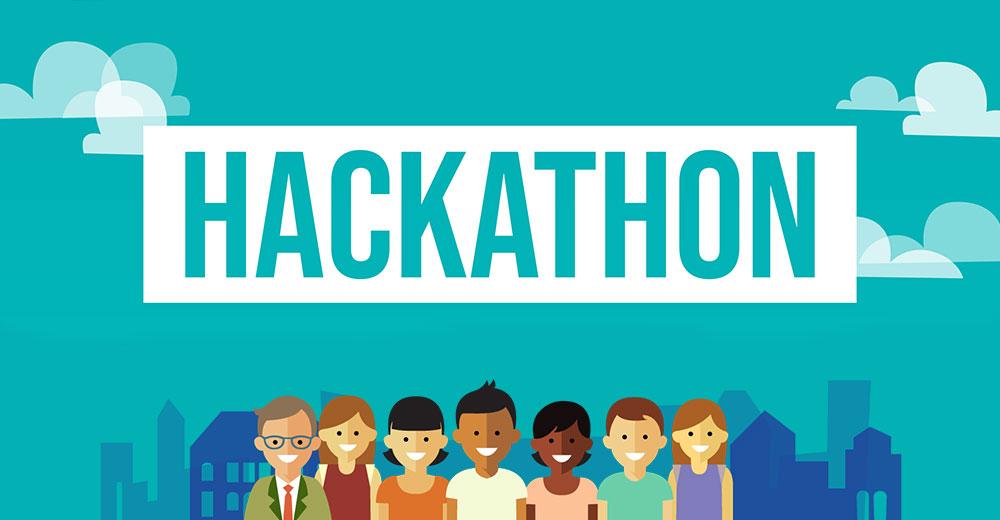 Ne manquez pas l'Hackathon