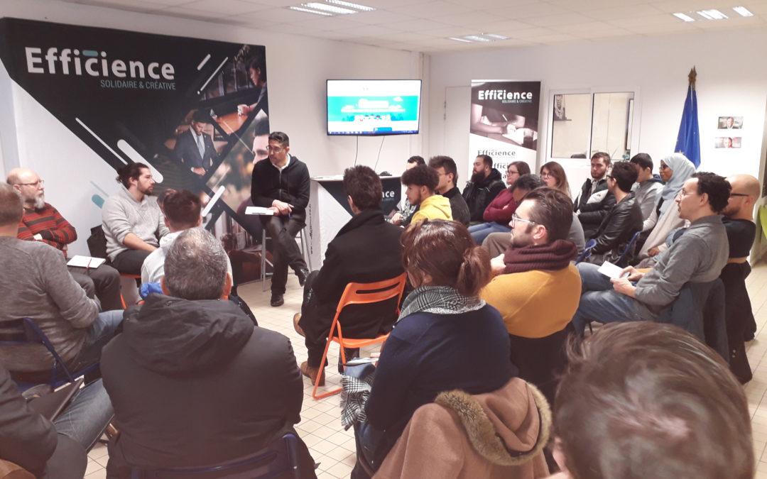 Retour sur l'hackathon Numérique et solidaire !
